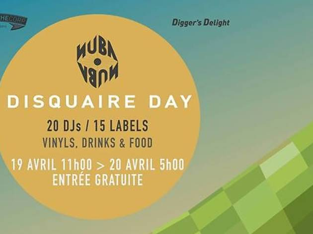 Disquaire Day par Phonographe Corp & Digger's Delight