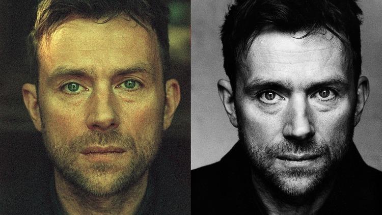 Damon Albarn – portraits by David Bailey