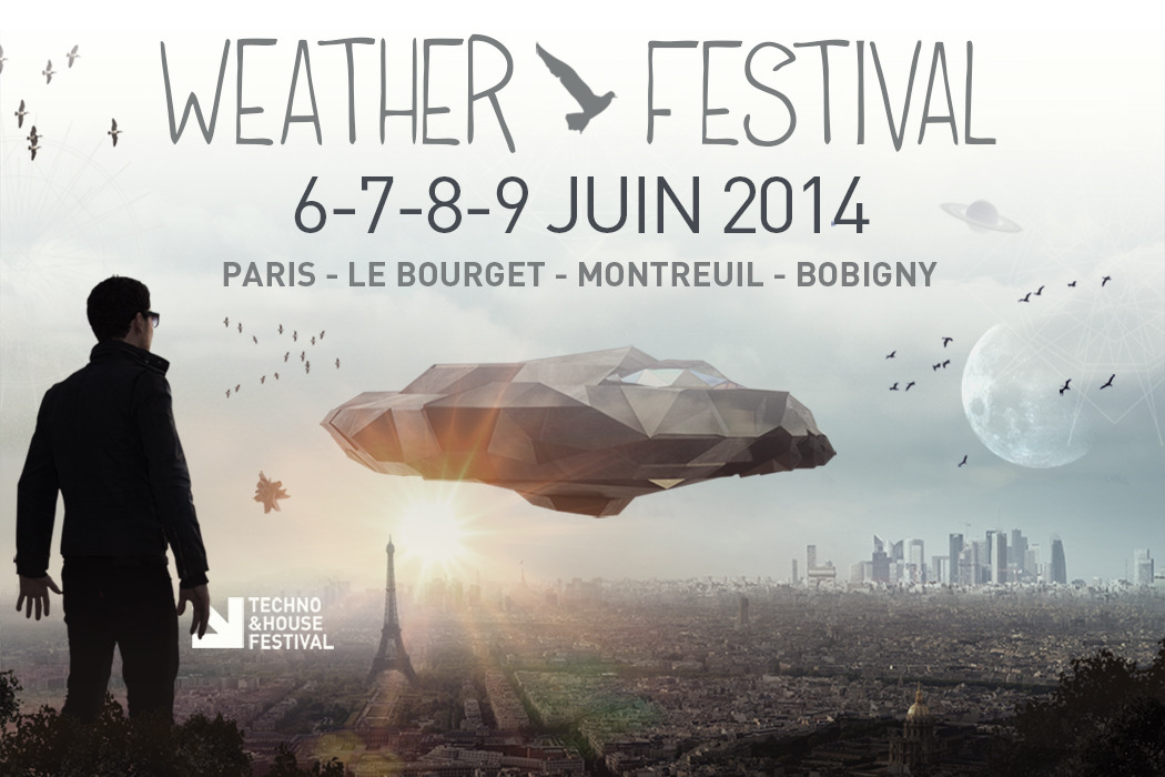 Concerts • Weather Festival 2014