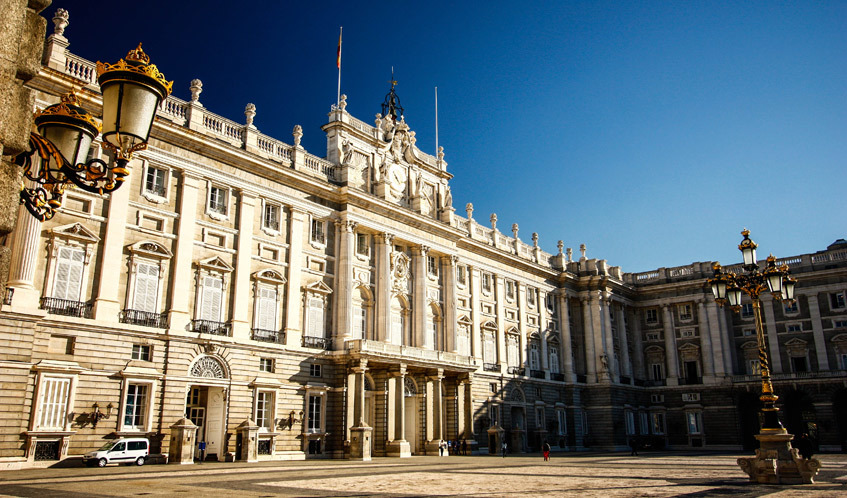 Palacio Real (Royal Palace)