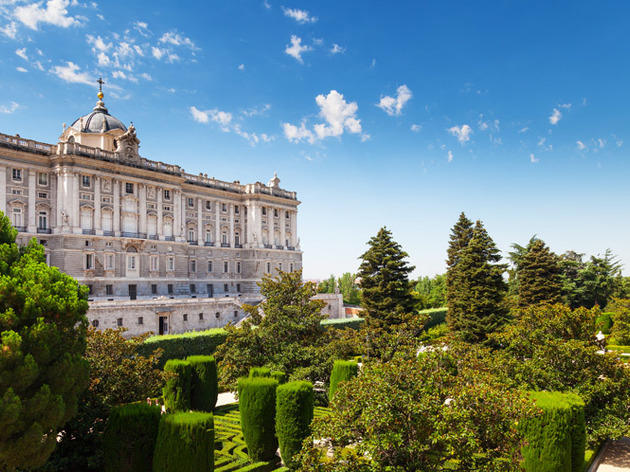 12 parks in Madrid for 12 occasions
