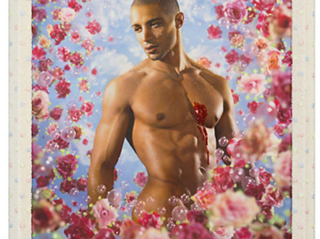 (Pierre et Gilles, 'Le Printemps arabe', 2011 / Courtesy de la galerie Daniel Templon, Paris)