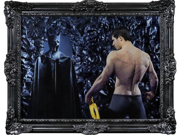 (Pierre et Gilles, 'Le Chevalier du crépuscule', 2013 / Courtesy de la galerie Daniel Templon, Paris)