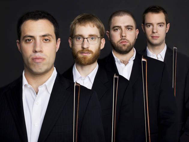 JACK Quartet; 2048x1365