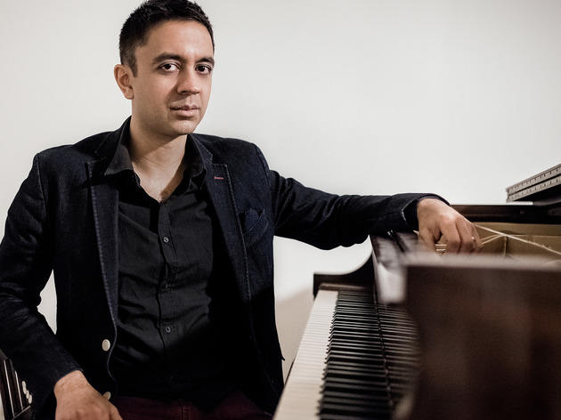 Vijay Iyer and the Brentano String Quartet