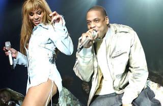 Beyonce + Jay Z