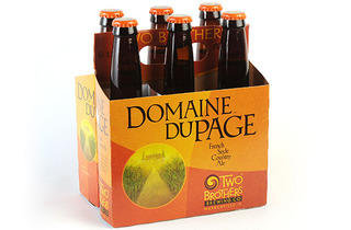 Domaine DuPage won a medal at the at the World Beer Cup awards in Denver this week.