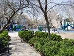 The Blue Park located at 1300 W. Wolfram St.