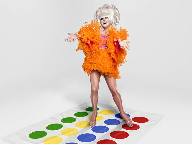 Lady Bunny: Clowns Syndrome