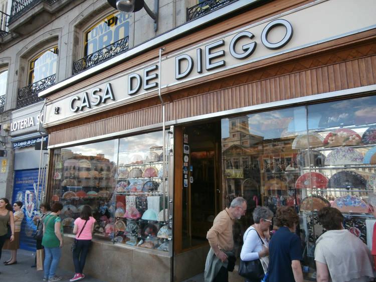 Casa de Diego
