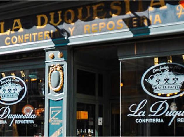 Salivar con el mejor croissant de España, el de La Duquesita