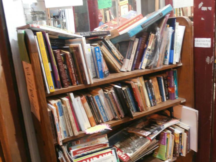 Petra's International Bookshop
