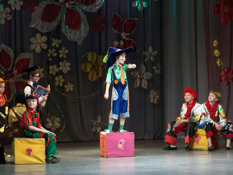 Children's theatre