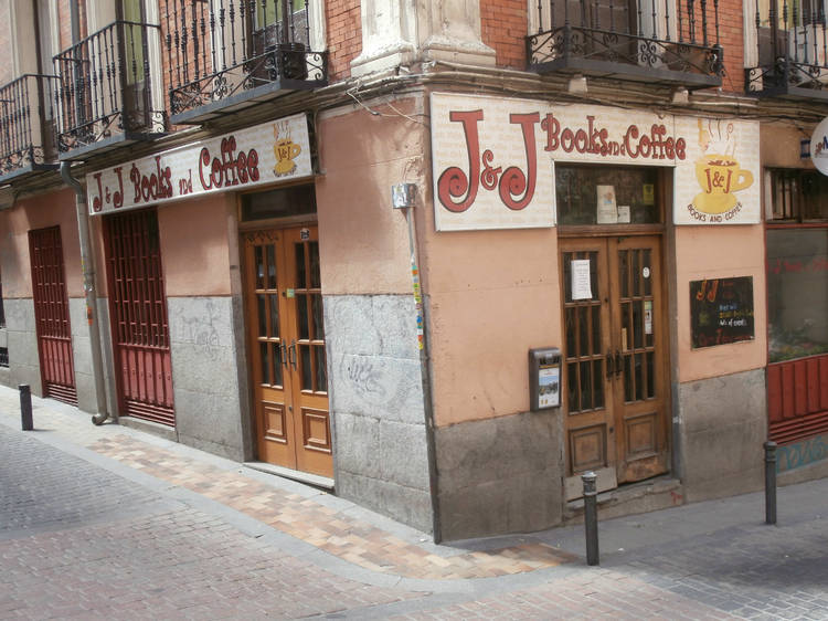J&J Books & Coffee
