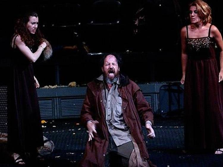 El Rei Lear: Bieito (2004)
