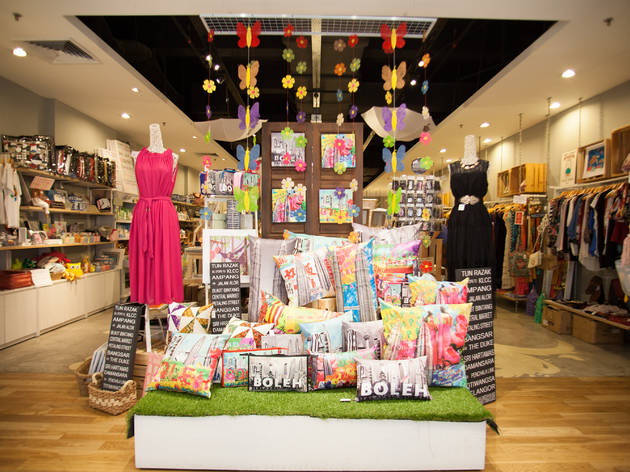 50 best shops in KL