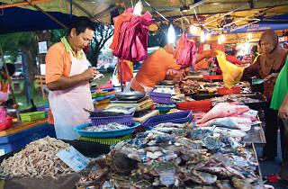 Pasar Tani Mega Section 17
