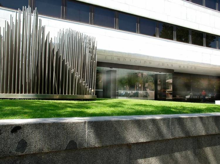 Enjoy the free exhibitions at the Juan March Foundation