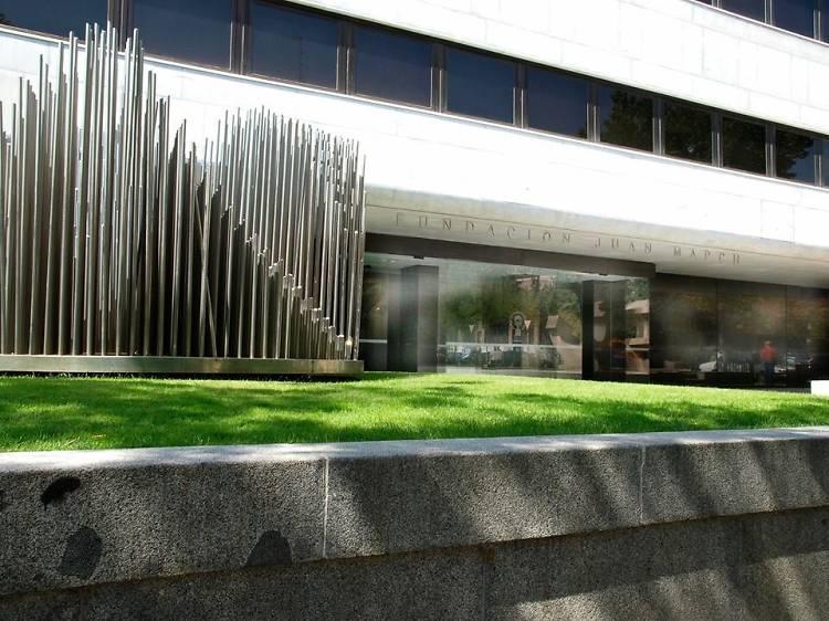 Recorre las exposiciones gratuitas de la Fundación Juan March