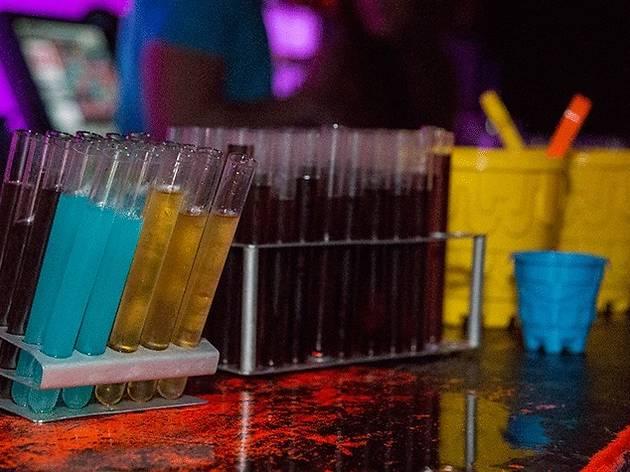 B12. the bar lab
