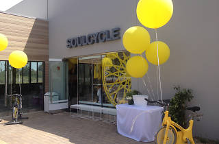 SoulCycle Malibu opening party