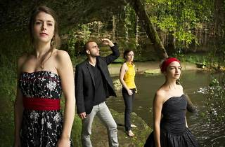 Echo Rising Stars: Quatuor Voce