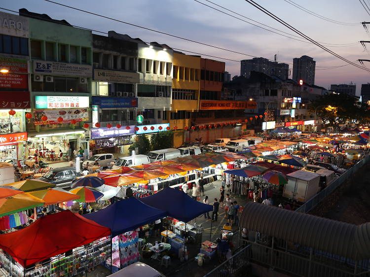 Best things to do at night in KL
