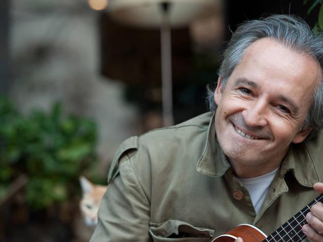 Alfonso Vilallonga solo