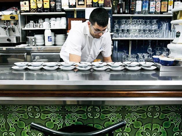 Restaurant Les Corts