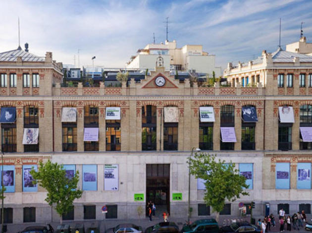 Free art in madrid free art exhibitions museums galleries for Casa encendida
