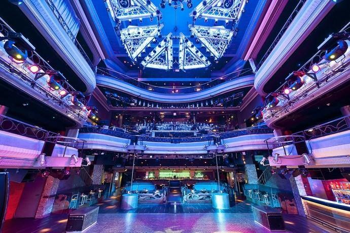 The best clubs in Madrid