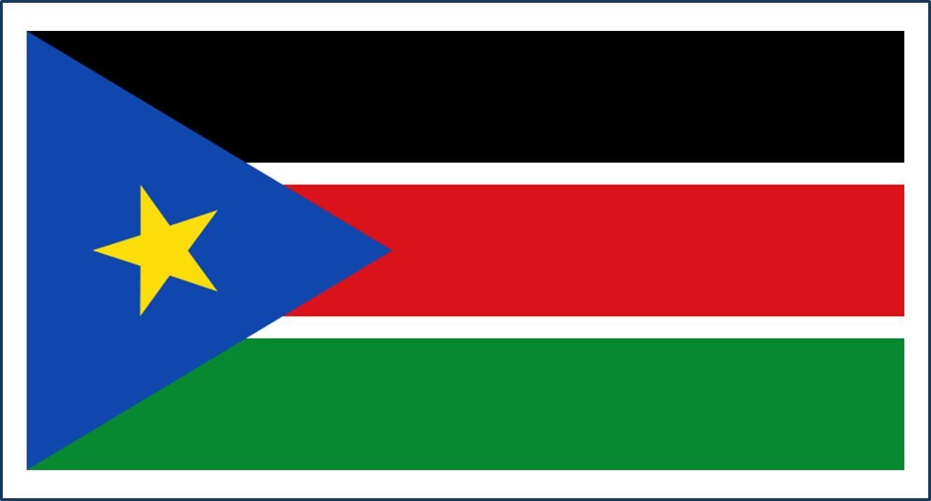 South Sudan, Venue TBC