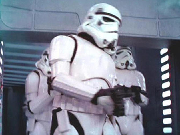 Clumsy Stormtrooper, best Star Wars characters