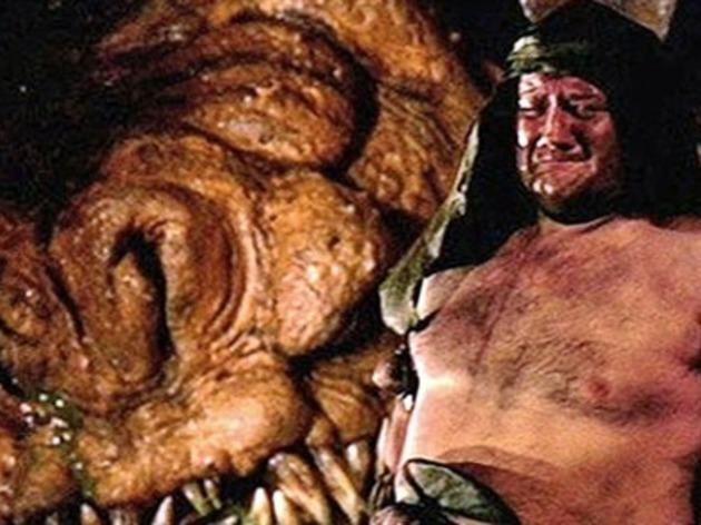The Rancor Keeper