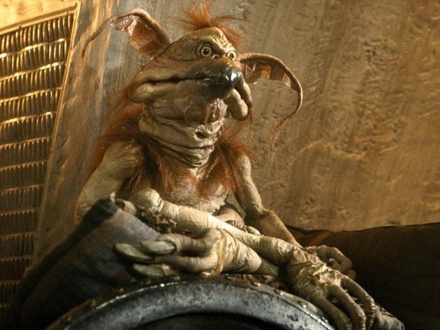 Salacious B Crumb, best Star Wars characters