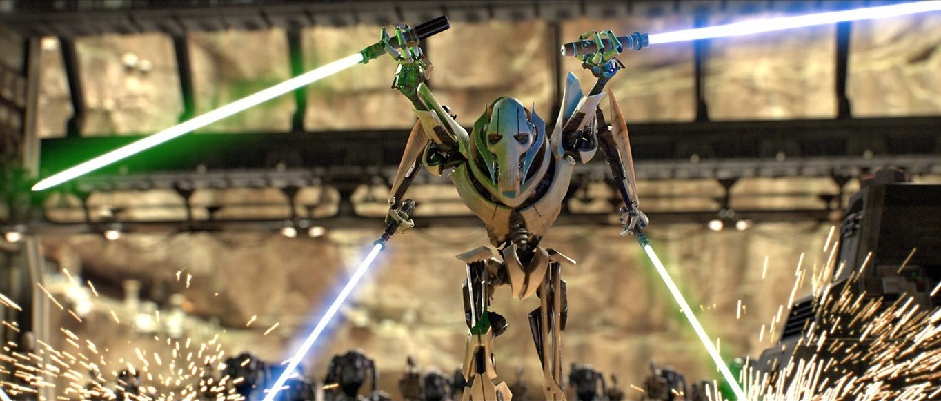 General Grievous, best Star Wars characters