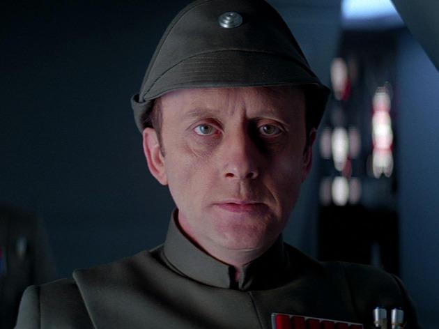 Admiral Piett, best Star Wars characters
