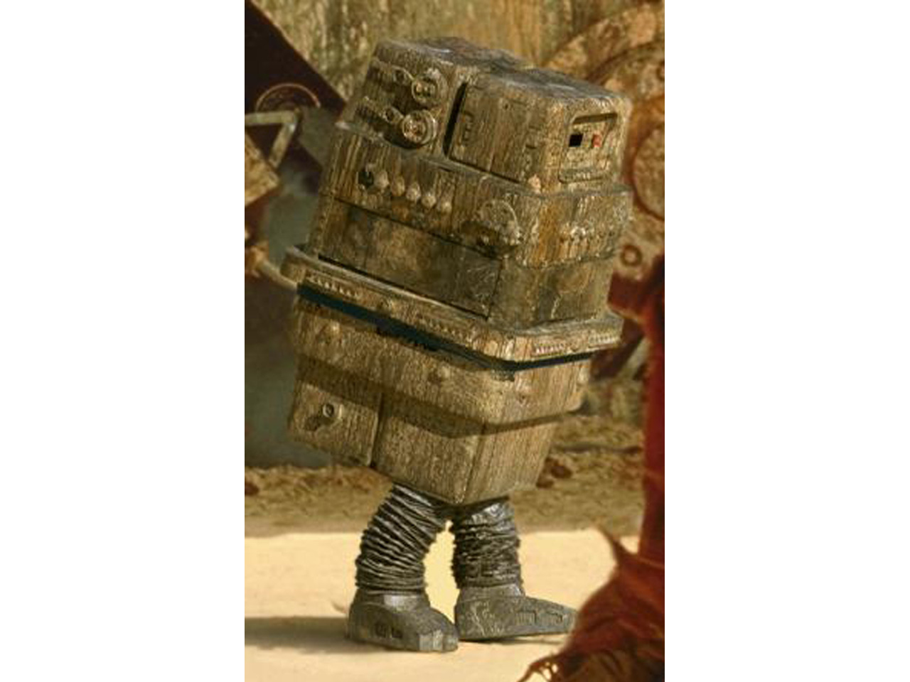 Gonk droid, best Star Wars characters