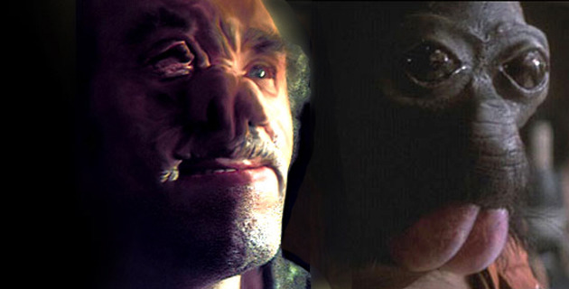Cornelius Evazan and Ponda Baba, best Star Wars characters