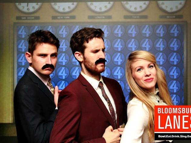 Annual Anchorman Party