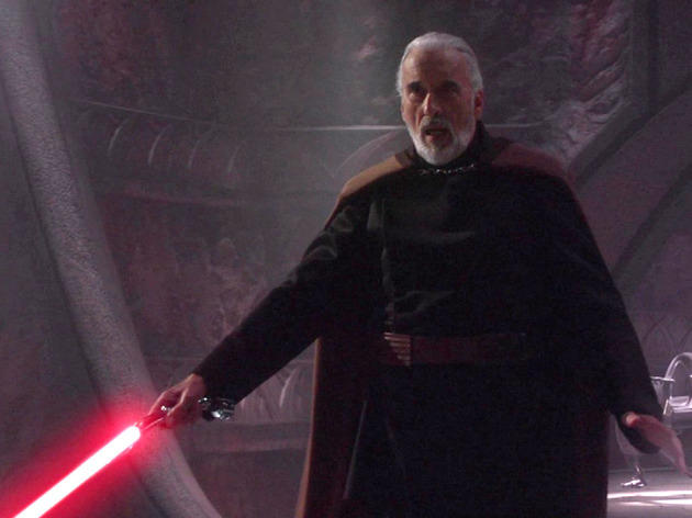 Count Dooku, best Star Wars characters