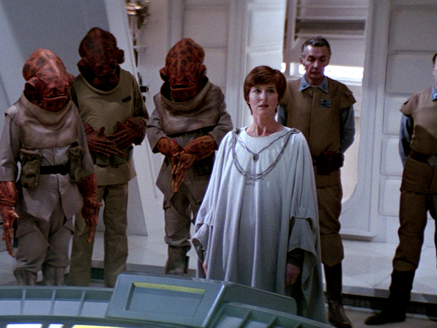 Mon Mothma, best Star Wars characters
