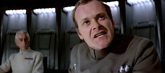 Admiral Motti, best Star Wars characters
