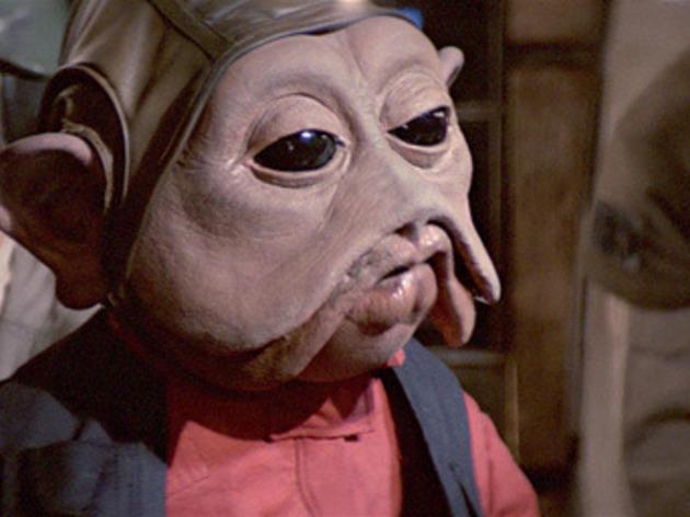 Nien Nunb, best Star Wars characters