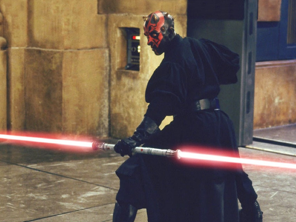 Darth Maul, best Star Wars characters
