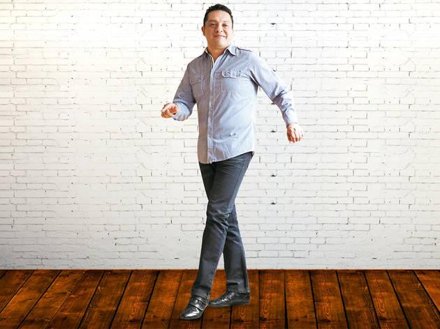 Carlos Tierrablanca, bailarín de salsa