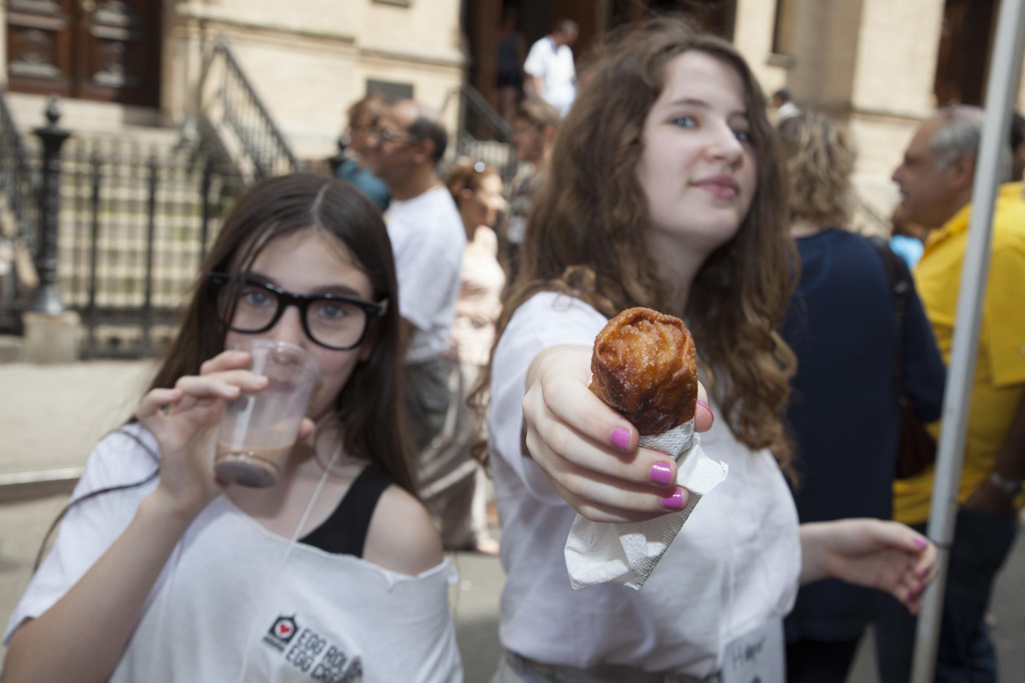 Egg Rolls & Egg Creams Festival