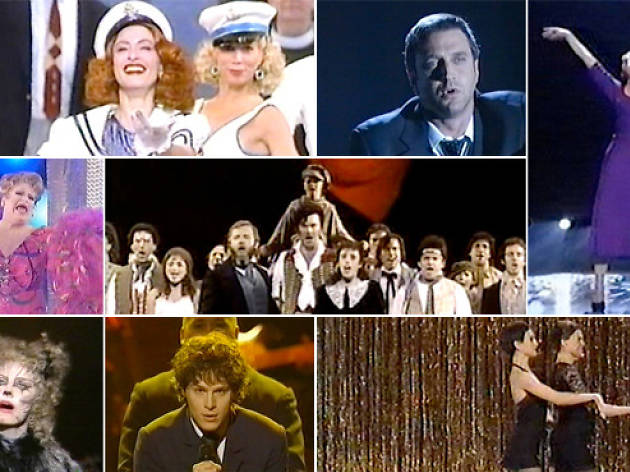 The 30 best Tony Awards performances