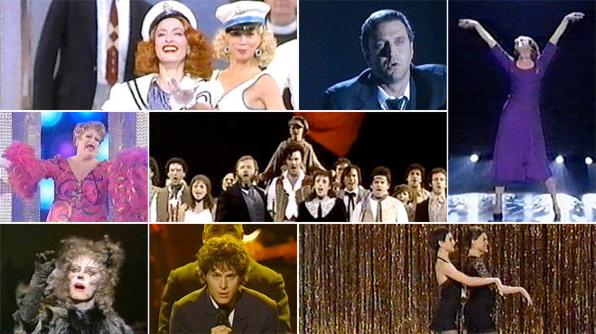25 best Tony Awards performances