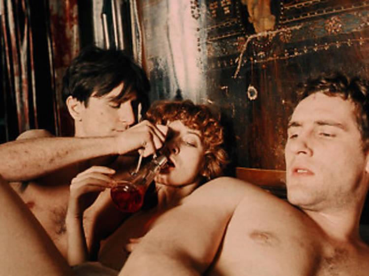 Trío con De Niro